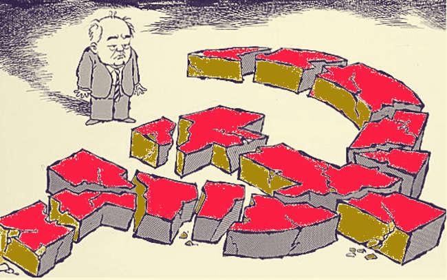 Chủ nghĩa cộng sản đã chết! | Nhận thức là một quá trình...